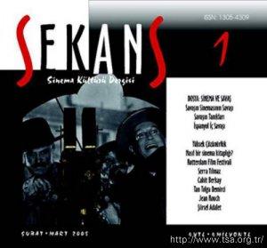 Sekans Sinema Kültür Dergisi