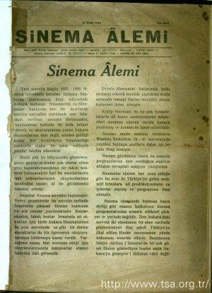 Sinema Alemi
