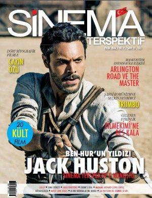Ben-Hur'un Yılduzu Jack Huston Sinema Terspektif'e Konuştu
