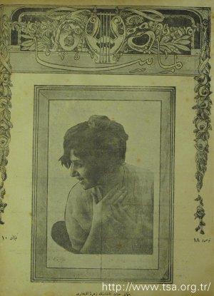 Osmanlı Hayat-ı Temâşâsının Zümre-i İftihârı: Eliza Binemeciyan Hanım (Görsel)