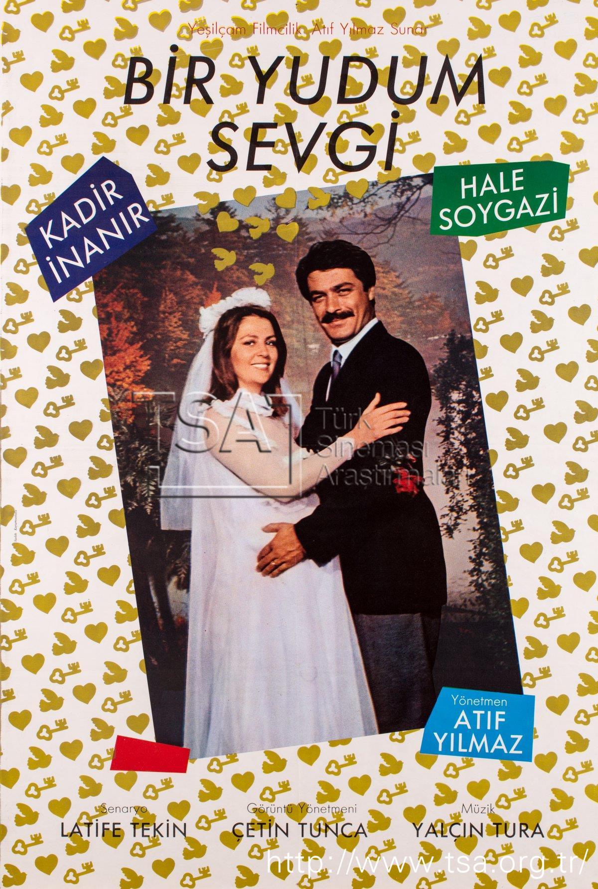 Bir Yudum Sevgi 1984 (DVDRip XviD) Yeşilçam Filmi indir